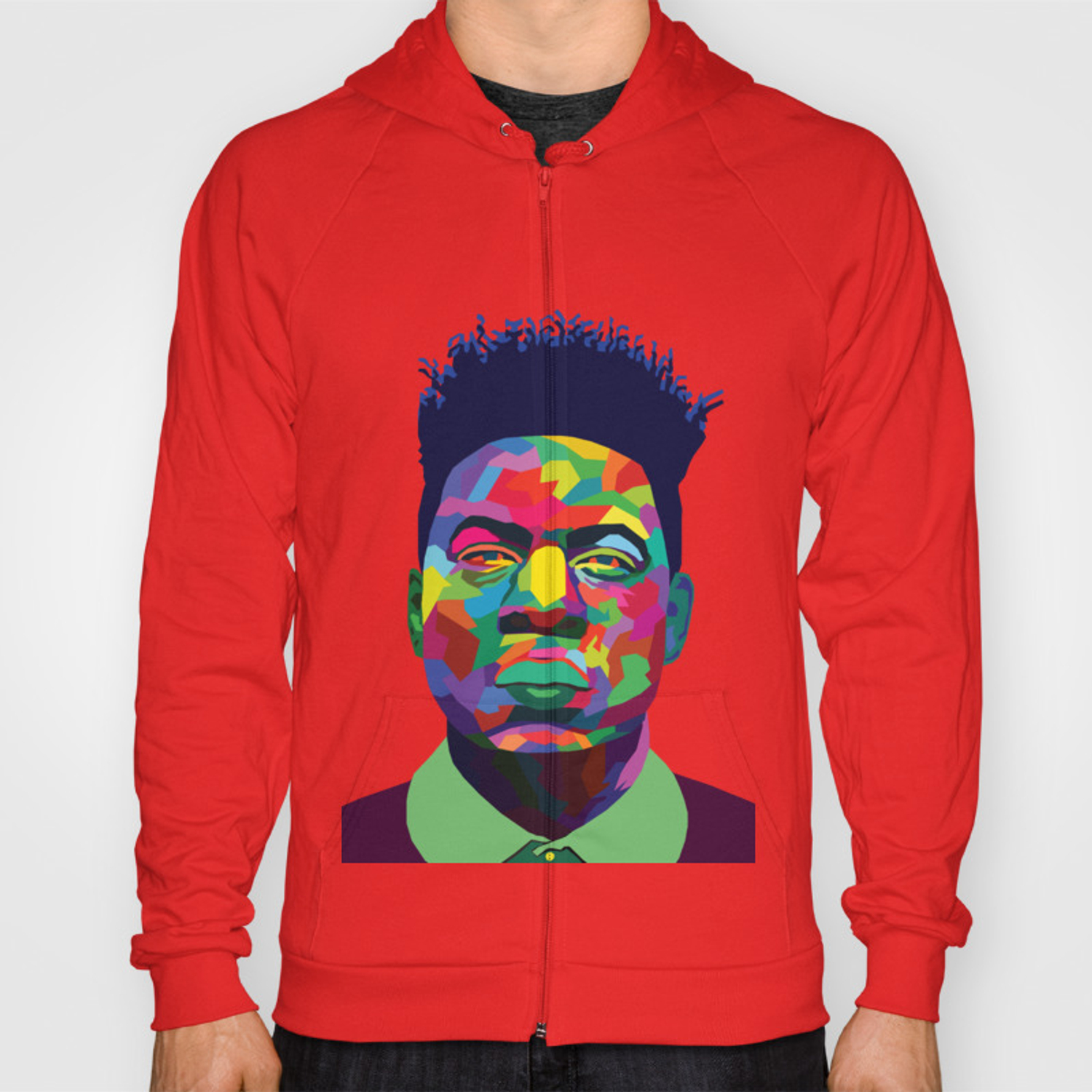 Mick Jenkins Hoody by chancerobison36