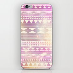 Galaxy Tribal iPhone Skin