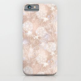 Dandelions. 2 iPhone Case