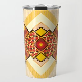 GEO CASHEW 2  Travel Mug