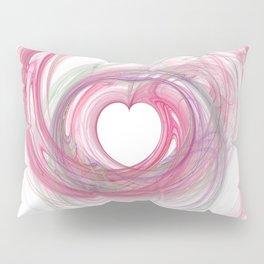 Valentine's Fractal VII - Light Pillow Sham