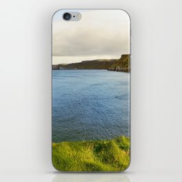Carrick-a-rede, Northern Ireland iPhone Skin