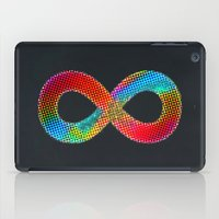 infinite iPad Cases featuring Infinite by deff