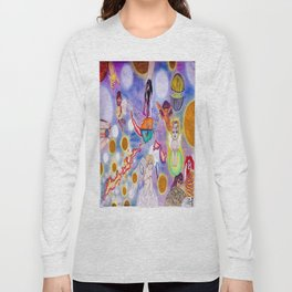 The Stiletto Long Sleeve T-shirt
