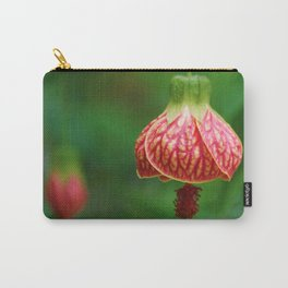 Floral Bell Carry-All Pouch