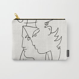 Poster-Jean Cocteau-Orpheus. Carry-All Pouch