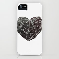 Heart Graphic 4 Slim Case iPhone (5, 5s)