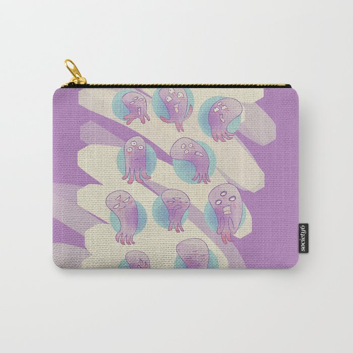Tako the octopus! Carry-All Pouch