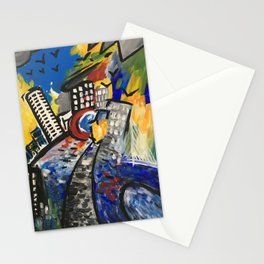 The Explosion of Penang Stationery Cards