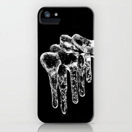 enter icy winter iPhone Case