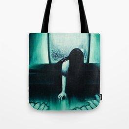 She Never Sleeps Tote Bag