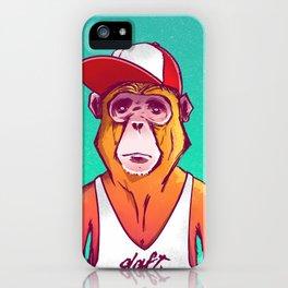 Macaco Prego iPhone Case