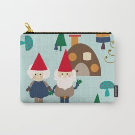 gnome blue Carry-All Pouch