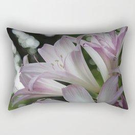 Collecting Light Rectangular Pillow