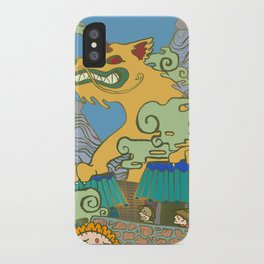 Japanese Beast iPhone Case