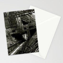 Eiffel Guts Stationery Cards