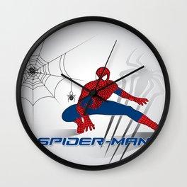 Spider Man II Wall Clock