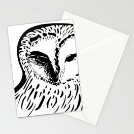 Who? Hoo Stationery Cards