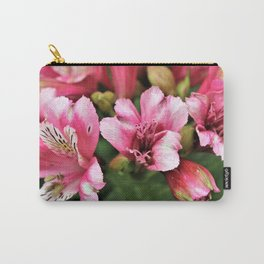 Passionate Pink Petals - Hope Carry-All Pouch