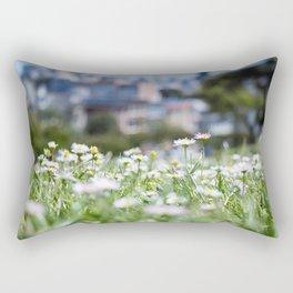 Hello Daisy! Rectangular Pillow