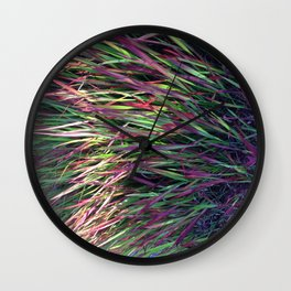 Indio Palm Wall Clock