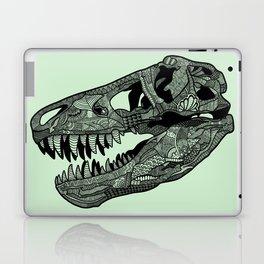Jurassic Skull Laptop & iPad Skin