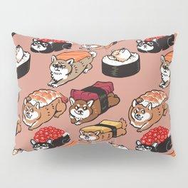 Sushi Shiba Inu Pillow Sham