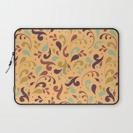 Swirls & Curls Laptop Sleeve