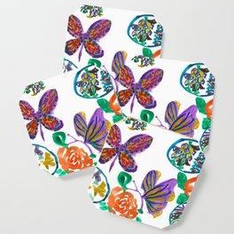 Floral medley Coaster