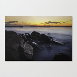 Shoal Bay, New South Wales Canvas Print
