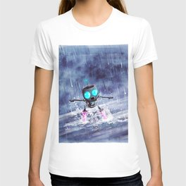 March of Robots: Day 3 T-shirt