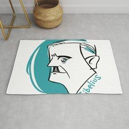 Jean Sibelius #4 Rug