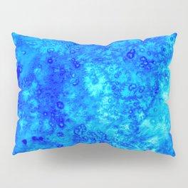 Winter Crystals Pillow Sham