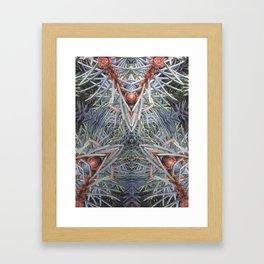 Buzzy Buzzy Framed Art Print