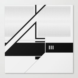 RIM ISER Canvas Print