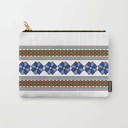 romanian popular pattern Carry-All Pouch