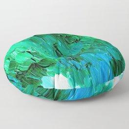 Forest Reverie Floor Pillow