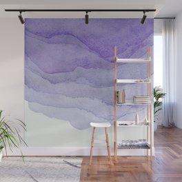 Lavender Flow Wall Mural