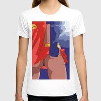 butt T-shirts featuring Wonder Butt by Born2do
