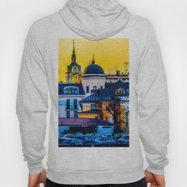 Urban Mix Hoody