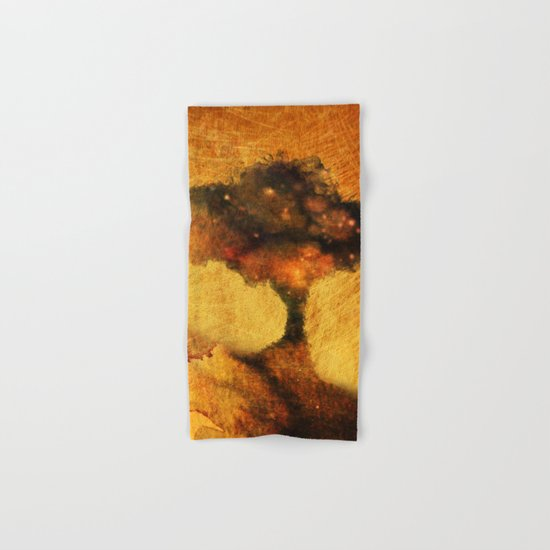 Evening Glory Hand & Bath Towel
