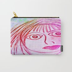Can you love me as I am? Carry-All Pouch