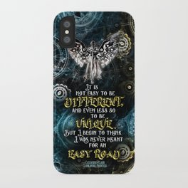 Infernal Devices - Easy Road iPhone Case