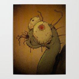 Steven the Snail Poster