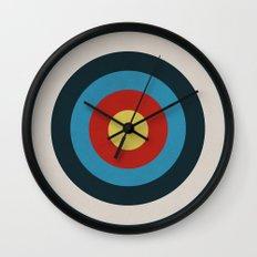 Vintage Target Wall Clock
