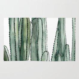 Desert Cactus Cluster Rug