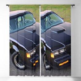 1987 Grand National GNX Beauty Blackout Curtain
