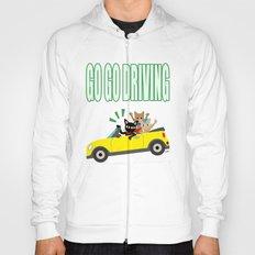 GO GO DRIVING Hoody