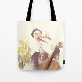 The Great Artist Tote Bag
