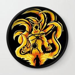 Kurama - Naruto Wall Clock